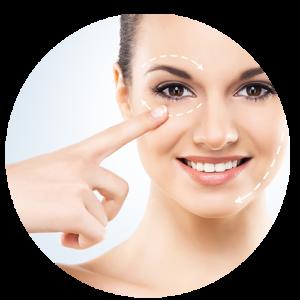 Кремы и сыворотки для кожи вокруг глаз / Creams and serums for the eyes