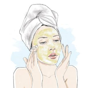Маски для лица / Face masks