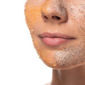 Скрабы, пилинги для лица / Deep cleansing facial, Facial scrub