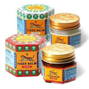 Тайские лечебные бальзамы, мази и масла